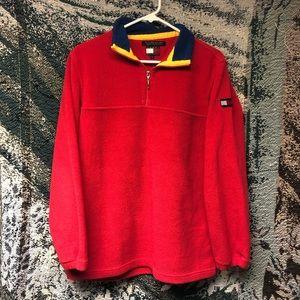 Tommy Hilfiger Pullover Fleece Multicolor Retro